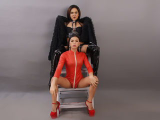 Ts Cams presents: TRANsGoDDEssDuo - live chat